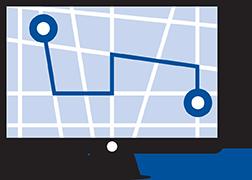 GPS контрол следа на движение