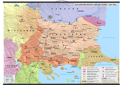 Исторически стенни карти