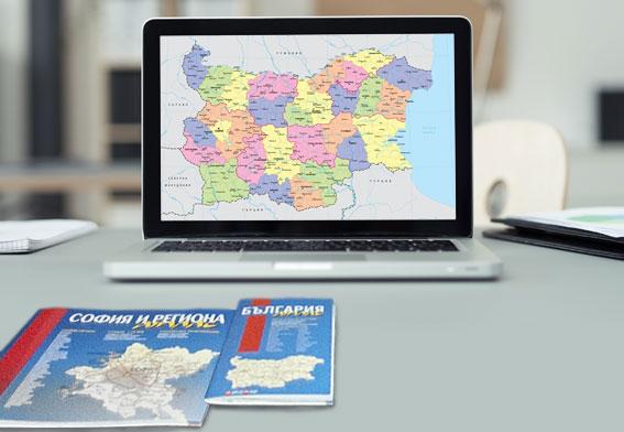 Картографски услуги