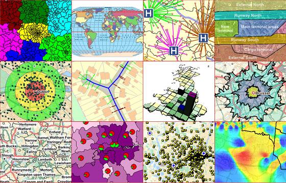 MapInfo възможности