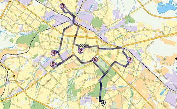 Планиране на маршрут
